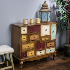 Found it at Wayfair - Everest 9 Drawer and 2 Door Cabinet