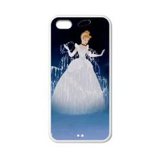 Amazon.com: Custom Disney Cartoon Characters Cinderella Case for IPhone 5C TPU (New): Cell Phones & Accessories
