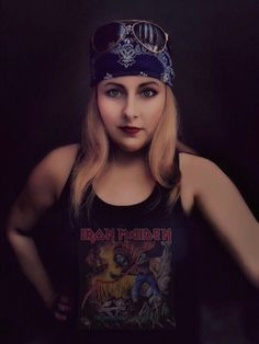 Iron Maiden  Women outfit