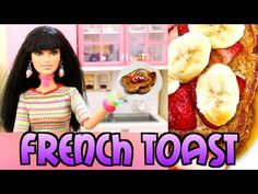 How to make French Toast Recipe - Easy Cooking with kids - YouTube