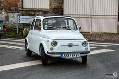 #Fiat #500 au rassemblement du Printemps d'Acquigny Reportage : http://newsdanciennes.com/2016/03/29/rassemblement-printemps-dacquigny/ #Voiture #Ancienne #ClassicCars