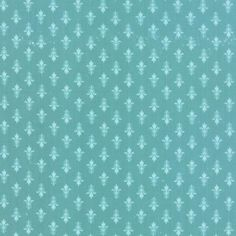 Moda Fabrics MKS2893-21 Kindred Spirits Teal by Bunny Hill Designs // Moda at Juberry Fabric