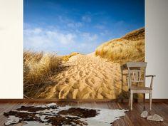 0304 Fototapete Strand von Sylt 2 - Bildtapete