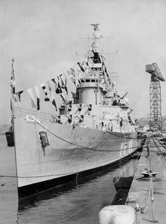 HMS Bermuda 1961
