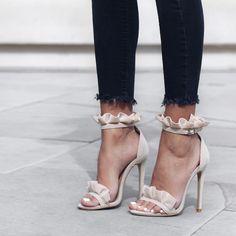 Frill Heels ON THE GO | Nada Adellè