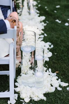 Featured Photographer:Caitlin O'Reilly Photography; wedding ceremony idea