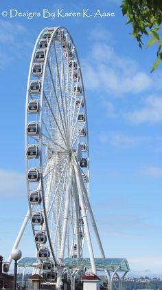 Ferris Wheel Seattle Washington