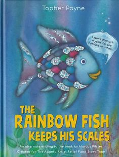 rainbow fish | topher writes The Giving Tree, Rainbow Fish, Library Books, Kid Books, Children's Literature, Emotional Intelligence, Social Work, Crafts For Teens, Story Time