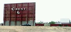 the Crest Drive-in Bakersfield, CA.luvd goin there as a kid.sure wish they never closed it dwn. Tehachapi California, Bakersfield California, California Dreamin', Pretty Pictures, Cool Photos, California Places To Visit, Kern County, Drive In Theater, Great Memories