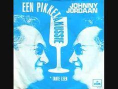 Johnny Jordaan - Een Pikketanussie