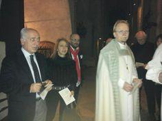 Inaugurazione Presepe della Basilicata  Cattedrale di Turku