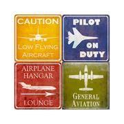vintage aviation decor, beach signs, pilot, vintag aviat, boy rooms