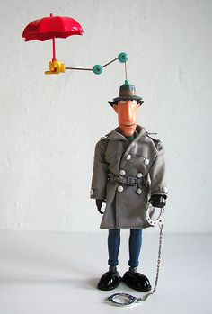 Inspector Gadget.