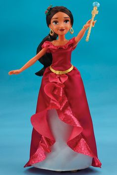The first look at the new Disney Princess Elena of Avalor doll!