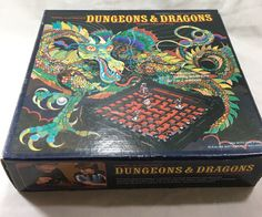 Mattel Electronics Dungeon & Dragons Computer Labyrinth Game Complete & Working #Mattel