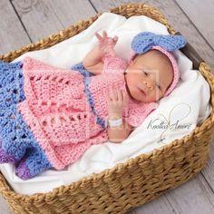 Newborn custom photo props knottedamore.etsy.com