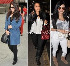 Airport style: Who does it best? | PINKVILLA