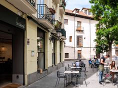 Madrid's Conde Duque Neighborhood Is Where You Want to Hang Out - Condé Nast Traveler
