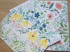 Un preferito personale dal mio negozio Etsy https://www.etsy.com/listing/241218317/set-of-3-post-cards-with-watercolour