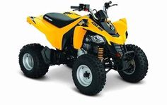 New 2017 Can-Am DS 250 ATVs For Sale in California. For ages 14 and up249.4 cc 4-stroke liquid cooled engineFully automatic Continuously Variable Transmission (CVT)Double A-arm front suspensionPreload adjustable front and rear shocksElectric start