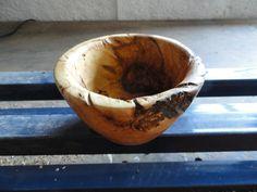 Taça (Diâmetro 17cm) - Figueira (Torneado por Alberto Freire)