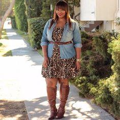 Plus Size Fashion @mskristine