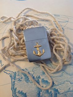 Custom Zippo Lighter ANCHOR