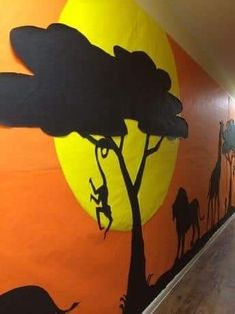 Need a VBS theme? Transform your VBS classroom into an African Safari. See all the ideas here! Lion King Musical, Lion King Broadway, Safari Party, Safari Theme, Jungle Safari, African Safari, African Art, Jungle Theme Classroom, Classroom Themes