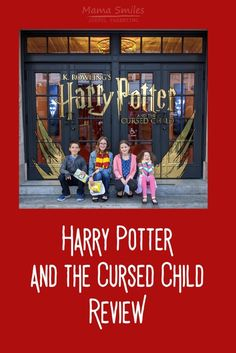 Harry Potter and the Cursed Child review. Everything you need to know about attending this magical play, particularly at Curran Theater in San Francisco. #harrypotter #Cursedchild #Cursedchildsf Happy Mom, Happy Kids, Harry Potter Cursed Child, Rainy Day Fun, Educational Activities For Kids, Toddler Play, Raising Kids, Travel With Kids