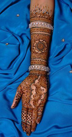 worldofashkumar bridal henna, Indian wedding