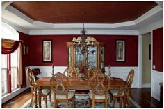 Color Recipes©: Behr Has The Perfect Cherry Red! basement