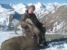 Marco Polo & Ibex Hunt with Russian Hunting LLC