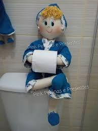 Image result for pinterest porta papel higienico