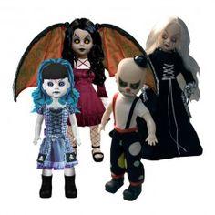 Living Dead Dolls Resurrection Series 6 Variant Set