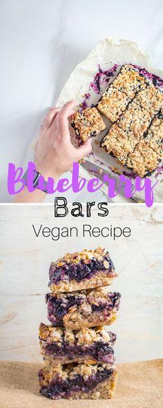 vegan Keto Eierlik r Best Vegan Recipes, Vegan Dessert Recipes, Vegan Snacks, Desert Recipes, Baking Recipes, Favorite Recipes, Vegan Blueberry Recipes, Vegan Treats, Healthy Treats