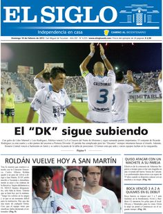 Diario El Siglo - Domingo 10 de Febrero de 20 13
