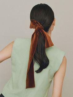 Casual Hairstyles, Headband Hairstyles, Messy Hairstyles, Wedding Hairstyles, Head Scarf Styles, Hair Arrange, Hair Setting, Natural Hair Styles, Long Hair Styles