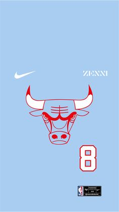 Iphone Wallpaper Jordan, Supreme Iphone Wallpaper, Hype Wallpaper, Basketball Posters, Basketball Art, Seven Logo, Bulls Wallpaper, Iphone Logo, Nba Pictures