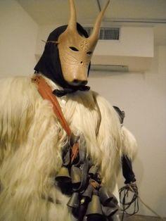 Boes, Maschera tipica del Carnevale di Ottana