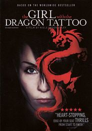 The Girl with the Dragon Tattoo - Noomi Rapace, Michael Nyqvist, Peter Haber & others. Niels Arden Oplev, director. - Daedalus Books Online