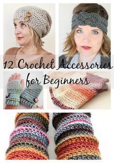 Roundup of free crochet patterns