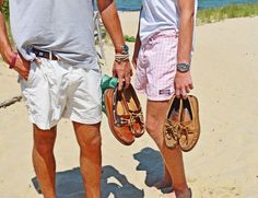 at the beach #topsiders