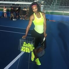 3/11/15 Since World #1 Serena Williams last played at Indian Wells she has won 19 Grand Slams, played 651 matches and won 55 WTA titles, and when Serena played here, from 1999 to 2001, she was almost flawless - a 14-1 record included titles in 1999 and 2001 and a quarterfinal run in 2000 (falling to Mary Pierce).  stats via wtatennis.com ..  pic via #SerenaWilliams. #BNPParibasOpen