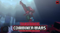 Battling Combiners have landed on Planet Caminus! Unluckily for them, Windblade, formerly known as the 'City Speaker' of Caminus, is not about to let the fig...