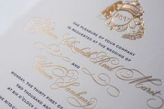 Printing Techniques | Cake : Press, Papier + Design | Savannah Soiree