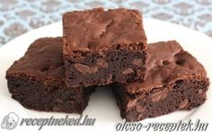 Brownie recept
