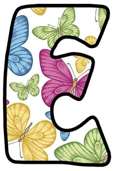 Alphabet, Stencil Diy, Stencils, Fancy Letters, Scrapbook Borders, Butterfly Party, Book Folding, Geocaching, Hani