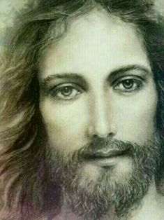 Pictures Of Jesus Christ, Names Of Jesus, Religious Images, Religious Art, Holy Mary, Jesus Our Savior, Spiritual Paintings, Our Father In Heaven, Jesus Painting