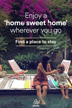 Planning that next family vacation?   Click to explore Airbnb's whole-home vacation rentals in family-friendly destinations all over the world.   Photo by @luna_zorro