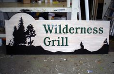 FusionBoard HDU Carved and Sandblasted sign by Envirosigns